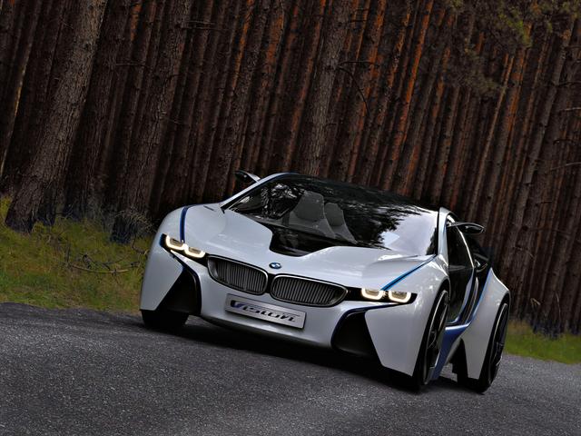 BMW will Öko-Sportwagen bauen