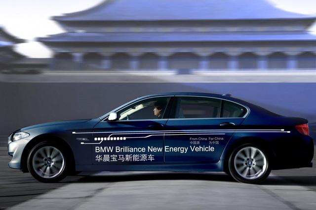 Plug-in-Hybrid von BMW - Öko-Limousine nur für Chinesen