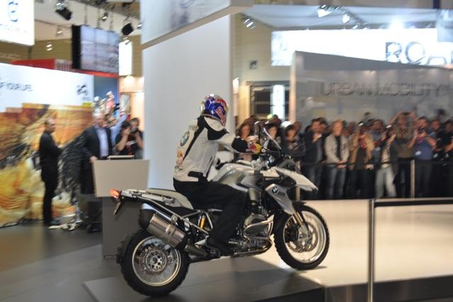 Intermot 2012 - Es darf ein bisschen mehr sein