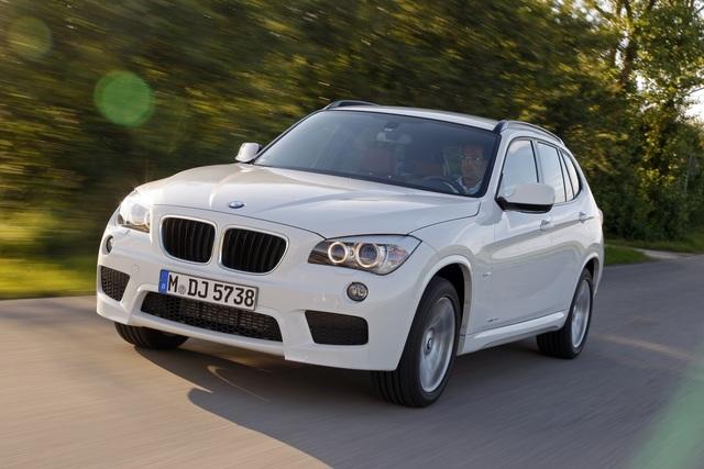 BMW X1 - Sparen bei Diesel und Benzinern