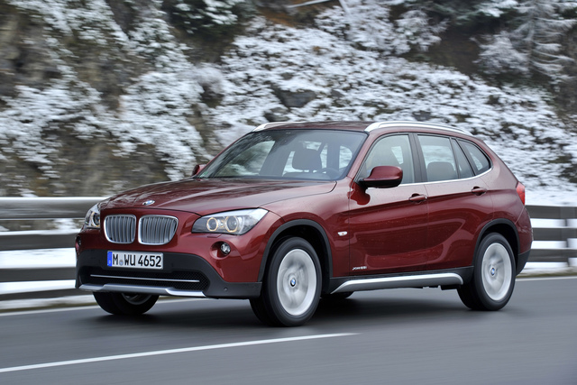 BMW X1 xDrive 28i - Die Topmotorisierung schrumpft