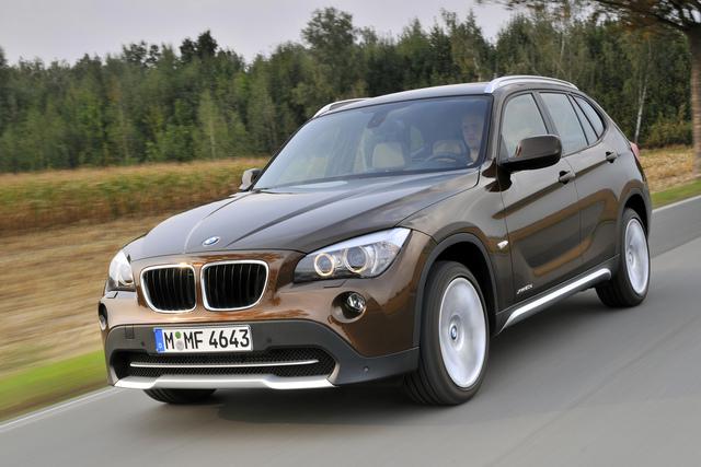 Gebrauchtwagen-Check: BMW X1 - Wenig Platz, viel Qualität