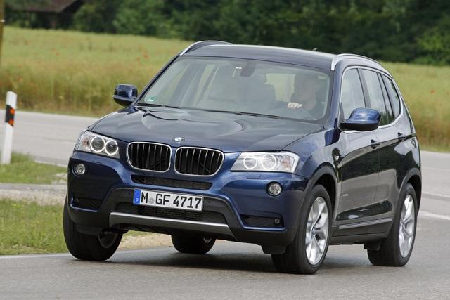 BMW X3 - Weniger PS, aber mehr Power