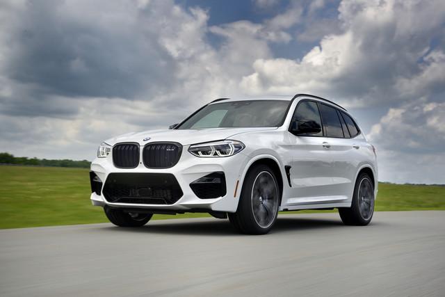 Fahrbericht: BMW X3/X4 M - Hohe Sportlichkeit