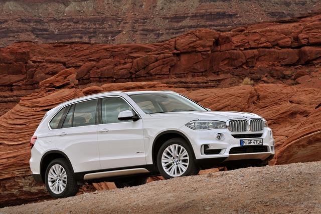 BMW X5 - Luxus-SUV lernen sparen