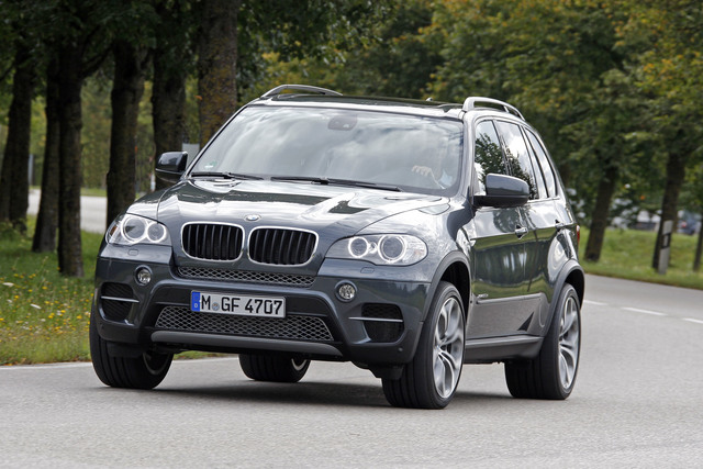 NOX-Kat für BMW X5 - Sauber in die Zukunft