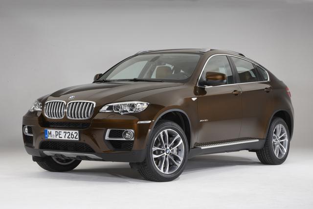 BMW X6 -  Mehr Leistung für die nächste Generation