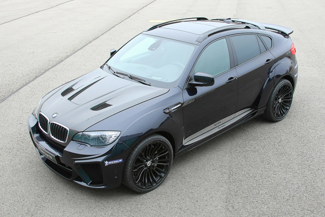 BMW X6 G-Power - Teures Bremsen