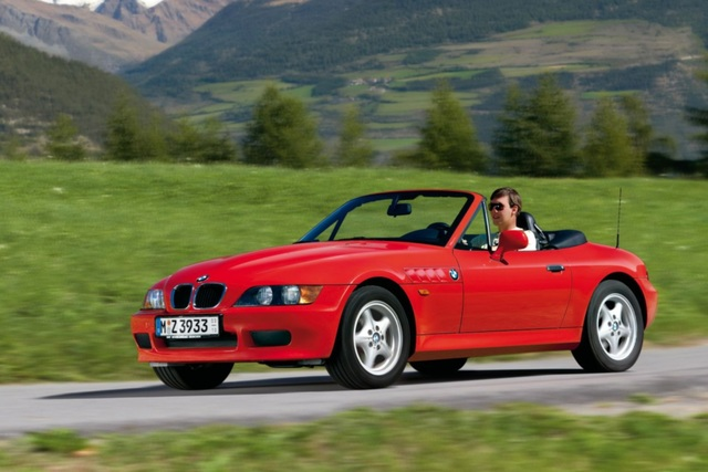 BMW Sportwagenpläne - Im Zeichen des Z