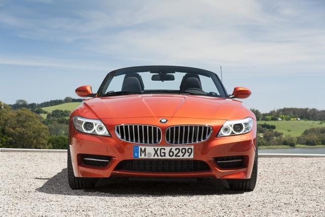 BMW Z4 - Aufgefrischt in den Sommer (Vorabbericht)