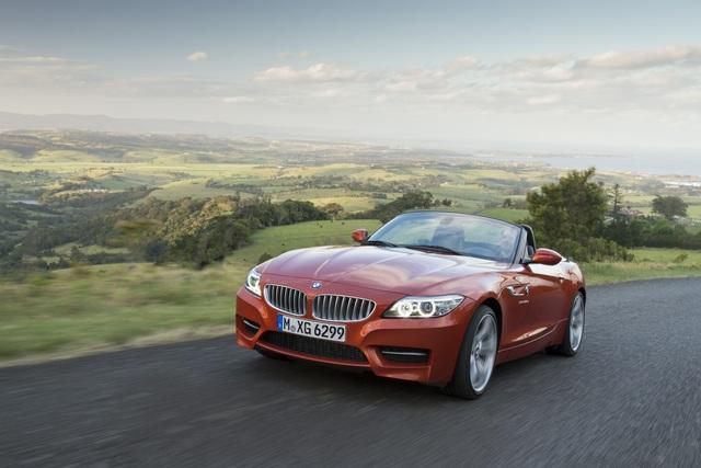 BMW Z4 - Organspende von Toyota