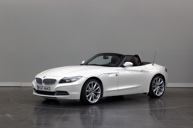 BMW Z4 - Leder und Sportsitze im Paket