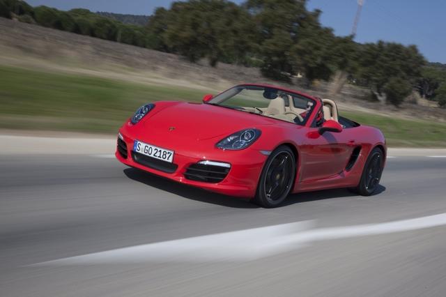 Porsche Boxster - Leichter – stärker - besser (Kurzfassung)