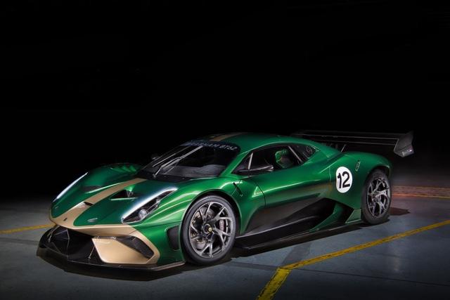 Brabham BT62 - Eine Million für eine Tonne Auto