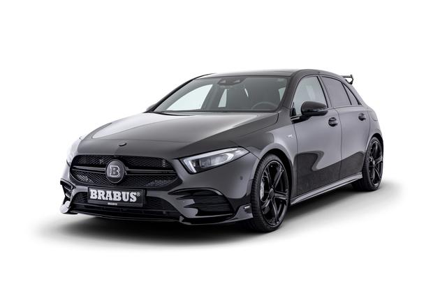 Brabus-Tuning für Mercedes A 35 - Mehr Kraft für das Kompakt-Kraftwerk