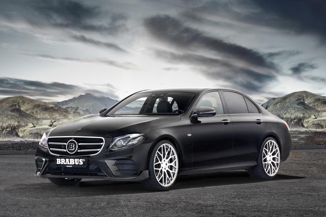 Brabus tunt Mercedes E-Klasse - Look und Leistung