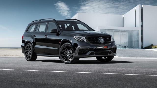 Brabus 850 XL - Mercedes GLS im Leistungswahn