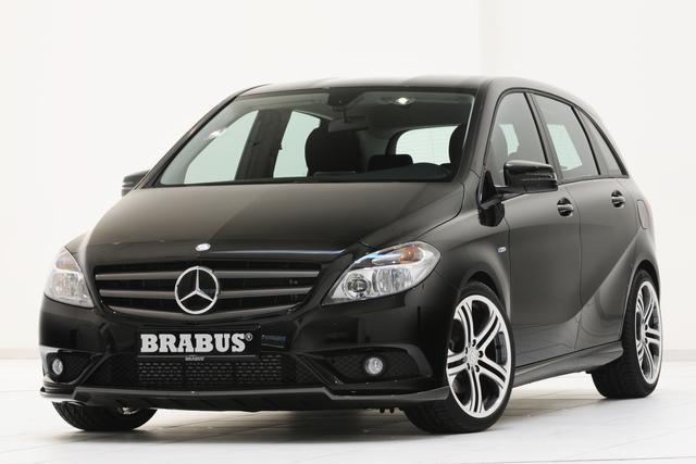 Mercedes B-Klasse Brabus - Kompakt und sportlich