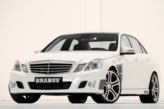 Brabus S 350 BlueTec - Extrem und trotzdem Euro 6