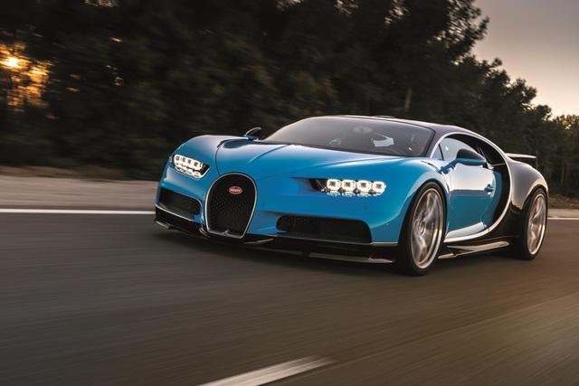 Bugatti Chiron  - Künftig mit Bremse aus dem 3D-Drucker