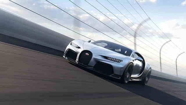 Bugatti Chiron Super Sport  - Besser beherrschbar … bei 440 km/h