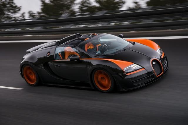 Jetzt erst recht - Bugattis neuer Weltrekord