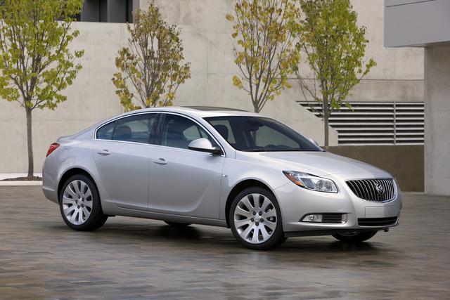 Aus Opel Insignia wird Buick Regal