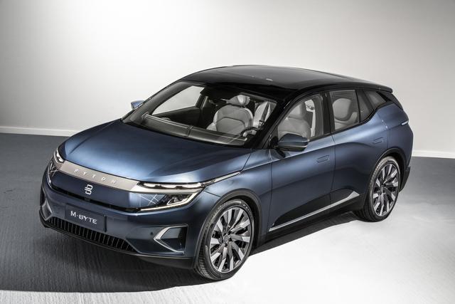 Neue Elektro-SUV auf der CES - Fast zum Schnäppchenpreis