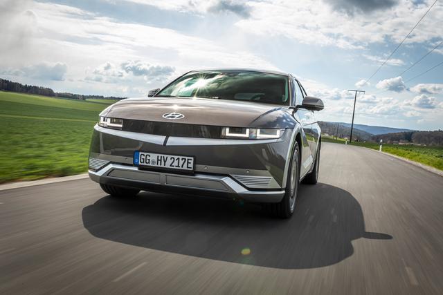 Fahrbericht: Hyundai Ioniq5 - Die bessere Idee