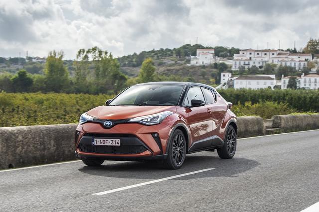 Fahrbericht: Toyota C-HR - Gestärktes Doppel-Herz