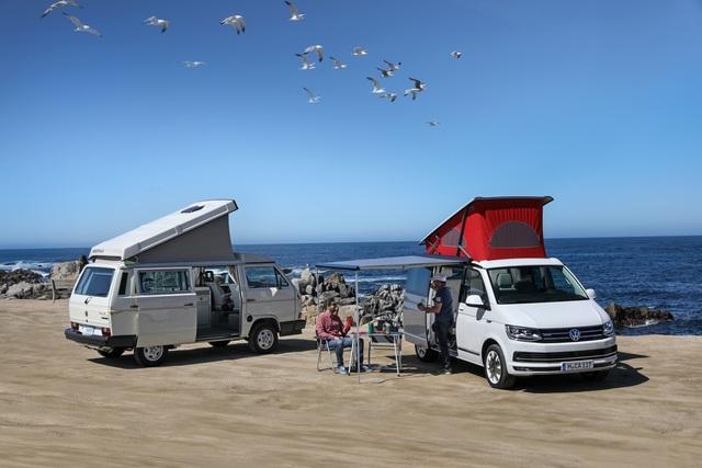 30 Jahre VW California - Auf Geburtstagstour in Kalifornien