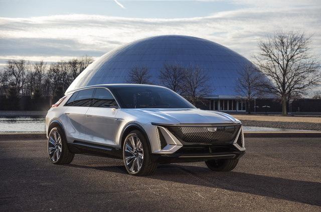 Cadillac Lyriq  - Mit Edel-SUV gegen Tesla und Co.