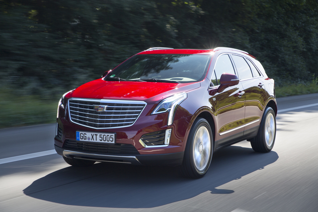 Test: Cadillac XT5 - Mal was anderes