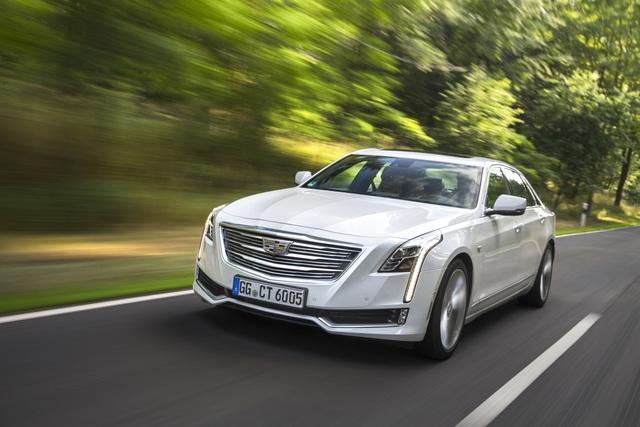 Test: Cadillac CT6 - Ein Beitrag zum Ausgleich der Handelsbilanz
