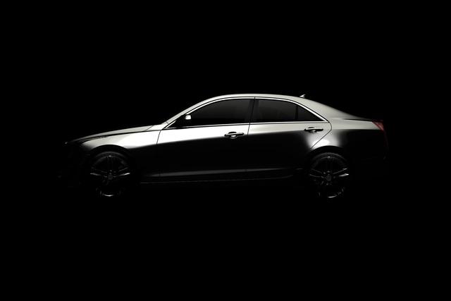 Cadillac ATS - Ami-Mittelklasse mit Astra-Power