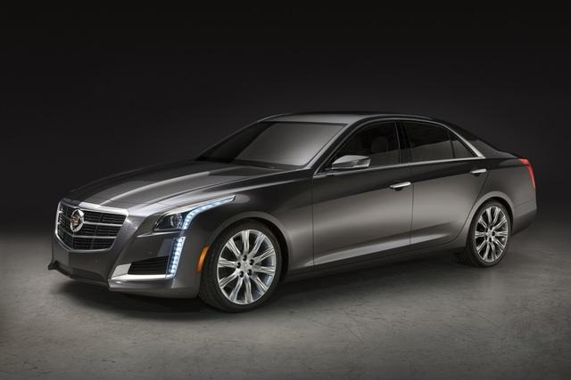 Cadillac CTS - Neuer Angriff in der Businessklasse (Vorabbericht)
