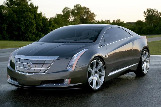 Cadillac ELR - Luxus-Bruder für den Opel Ampera