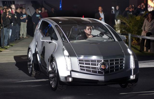 Cadillac ULC - Scharfe Zukunftshoffnung