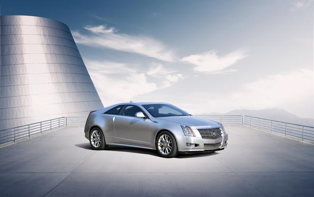 Cadillac plant Neustart in Europa