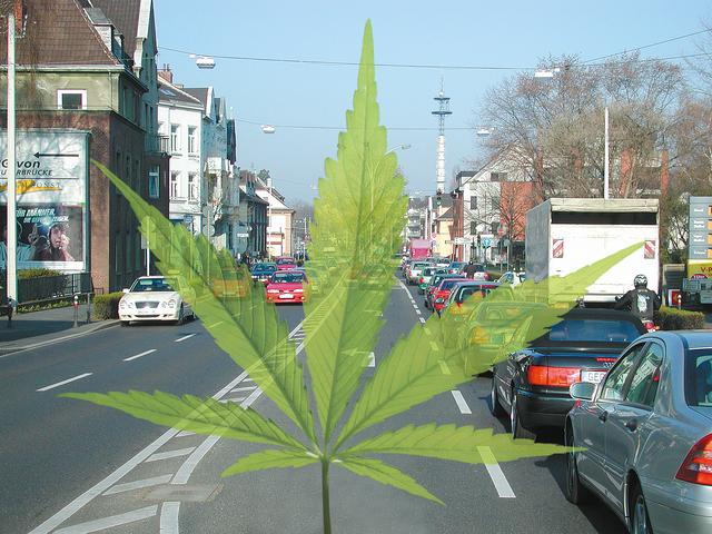 Cannabispatienten dürfen Auto fahren - Verantwortungsvoller Umgang gefragt
