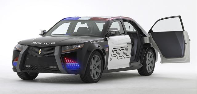 BMW liefert Dieselmotoren für US-Polizei