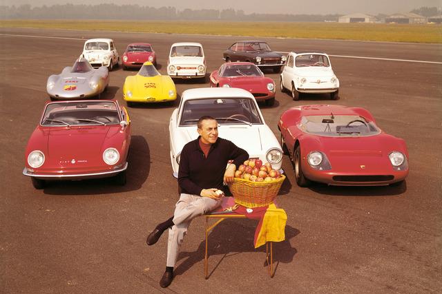 Fiat-Haustuner Abarth - Ein Sportwagen im Zeichen des Skorpions