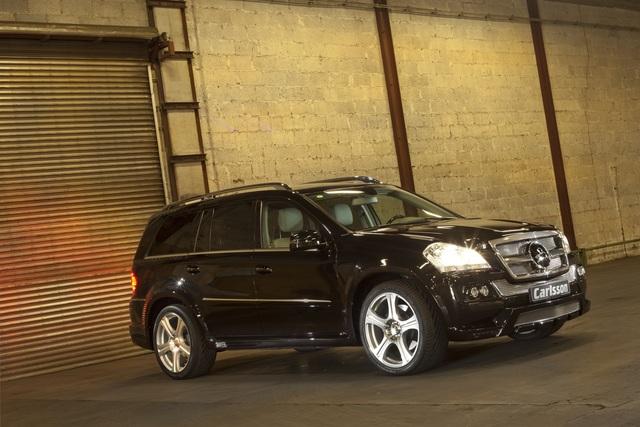 Carlsson CGL45 - Mehr Wucht für das große Mercedes-SUV