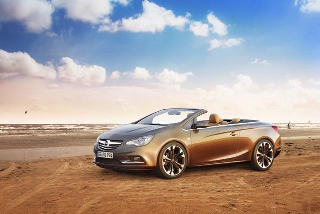 Opel Cascada - Auf zur Sonne
