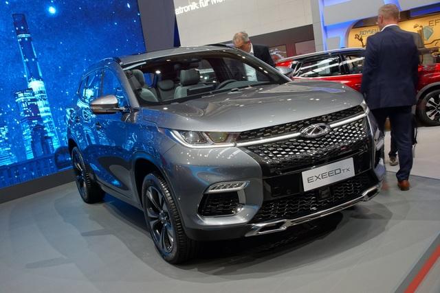 China-Marke Chery bereitet Markteinstieg vor - Europastart mit Elektro-SUV