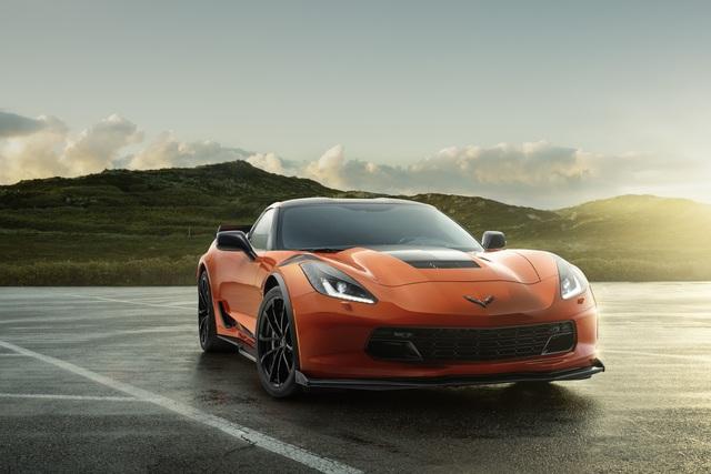 Chevrolet Corvette Final Edition - Zum Abschied herausgeputzt