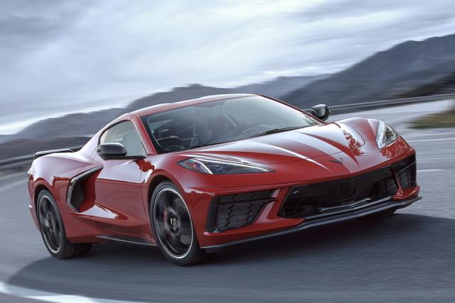 Chevrolet Corvette Stingray - Offizieller Start in Deutschland