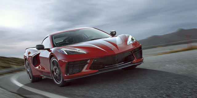Fahrbericht: Chevrolet Corvette C8 - Captain America