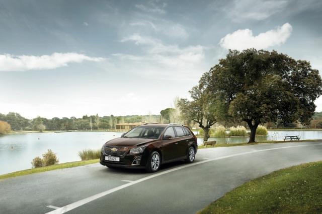 Chevrolet-Modelljahr 2014 - Meistens mehr zum gleichen Preis