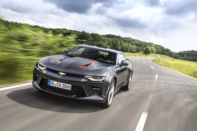 Fahrbericht: Chevrolet Camaro - Budget-Sportwagen mit Suchtpotenzial